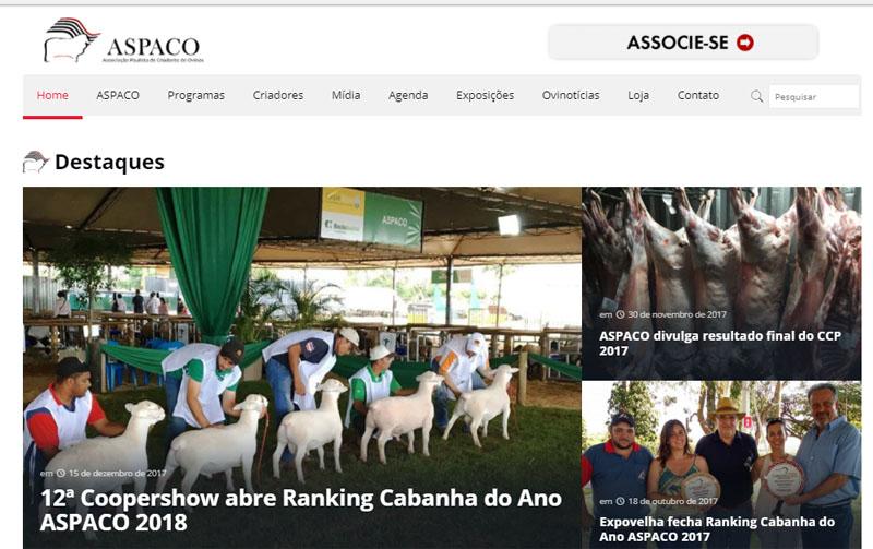 12ª Coopershow abre Ranking Cabanha do Ano ASPACO 2018