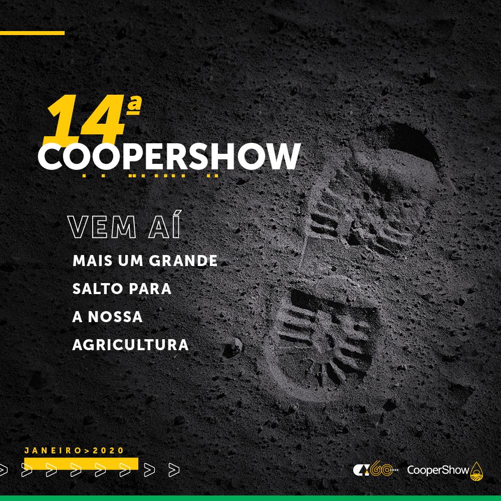 Ultima edição da Coopershow atraiu mais de 10 mil pessoas prepare-se para 2020