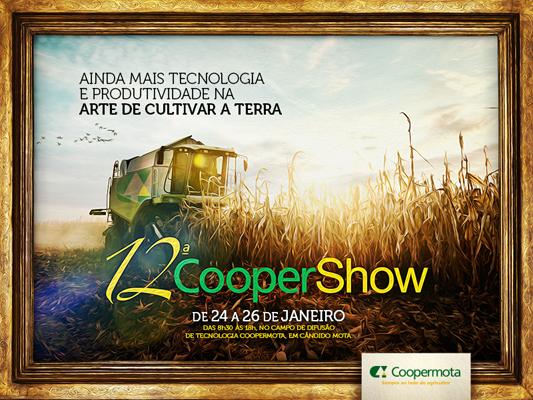 Coopershow 2018 será no final de janeiro